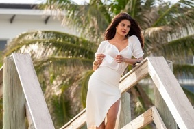 Priyanka Chopra as Victoria Leeds in BAYWATCH by Paramount Pictures, Montecito Picture Company, FlynnPicture Co., and Fremantle Productions