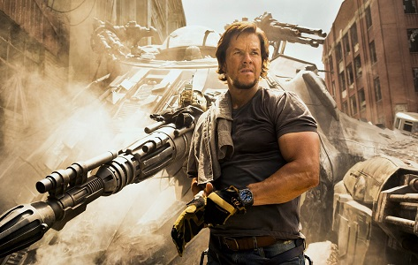 Mark Wahlberg plays Cade Yaeger in TRANSFORMERS: THE LAST KNIGHT, from Paramount Pictures.