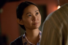 Hong Chau plays Ngoc Lan Tran in Downsizing from Paramount Pictures.
