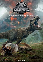 Jurassic World 2 : Fallen Kingdom