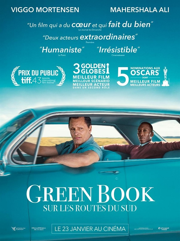 Green Book : Sur les Routes du Sud