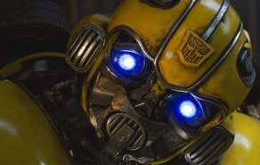 Bumblebee in BUMBLEBEE, from Paramount Pictures.