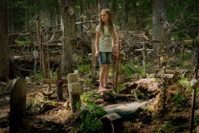Jeté Laurence as Ellie in PET SEMATARY, from Paramount Pictures.