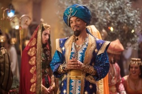 Will Smith is Genie in Disney's live-action ALADDIN., directed by Guy Ritchie.