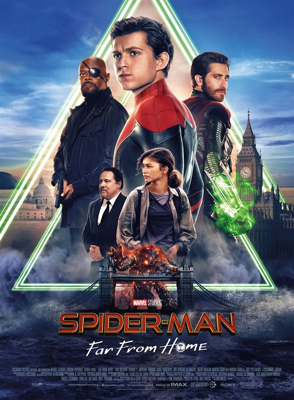 Spider-Man : Far FromHome