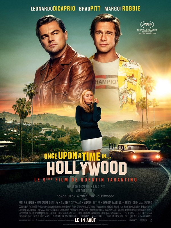 Once Upon a Time…InHollywood