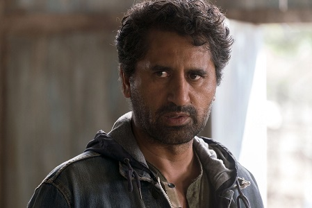 Cliff Curtis as Travis Manawa